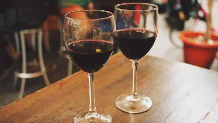 a-bit-of-wine