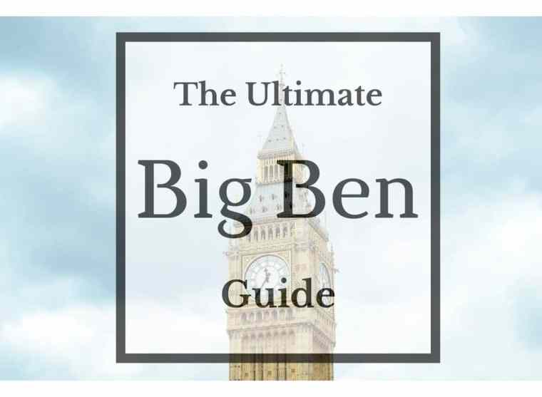 the big ben ultimate guide