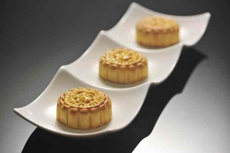 Mid-Autumn Festival mooncakes