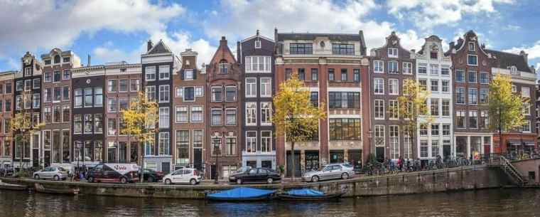 Stunning Amsterdam.
