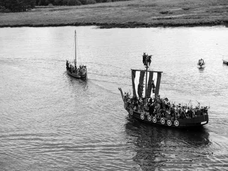 viking-landing-catoira-galicia