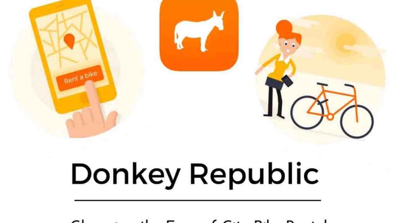 Donkey Republic - Changing the Face of City Bike Rental - eTramping