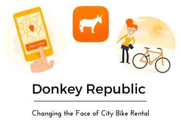 Donkey Republic cover