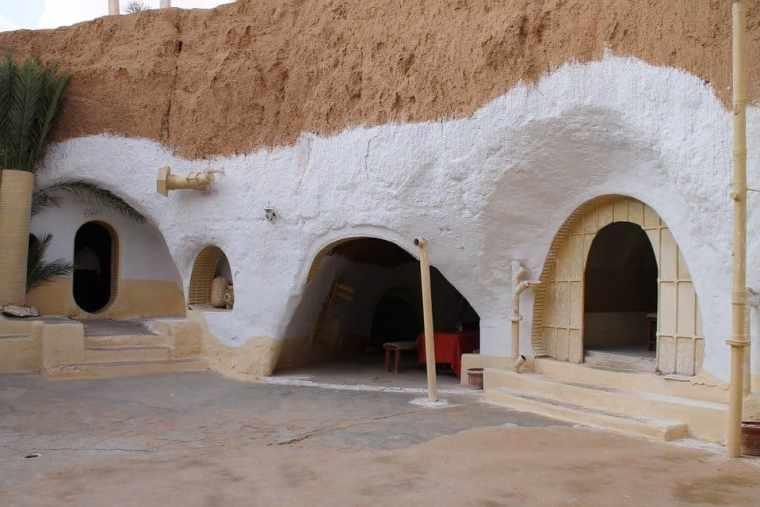 Old Stone History Tunisia Culture Architecture