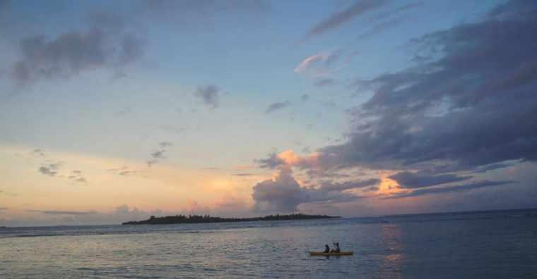 Kayaking with Canopus Retreats