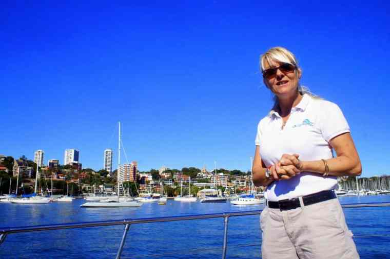 Margie from Sydney Sensational Cruise