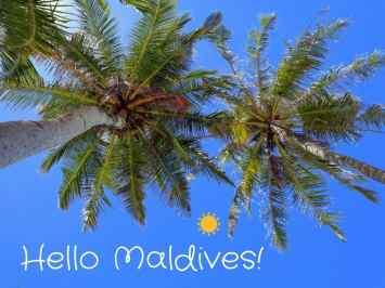 Hello Maldives