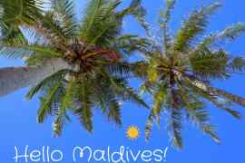 Hello Maldives