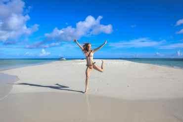 Sandbank, the Maldives