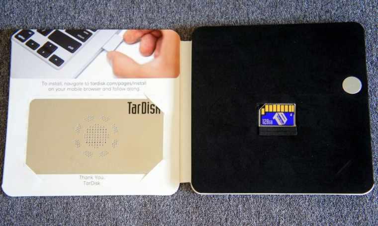 TardDisk