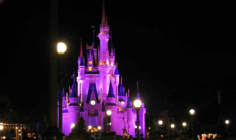 Disneyland in Florida