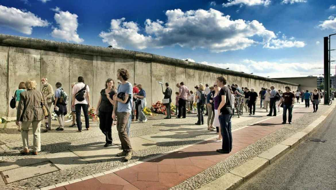 The Berlin Wall, Germany