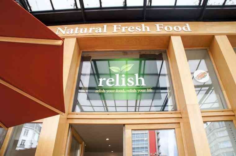 Natural Fresh Food in Brussels