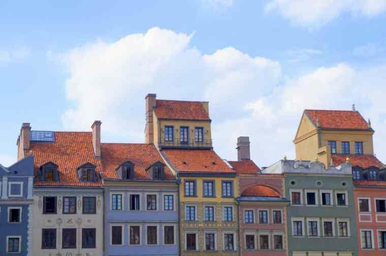 Warsaw building