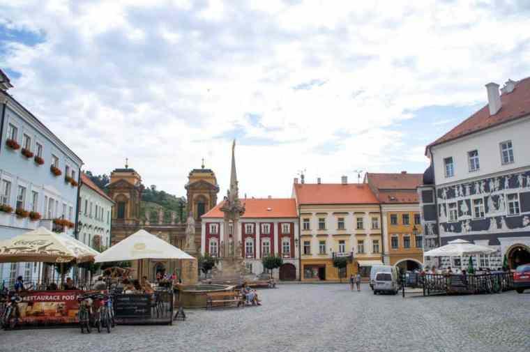 Mikulov Square