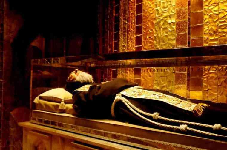 Padre Pio, San Giovanni Rotondo