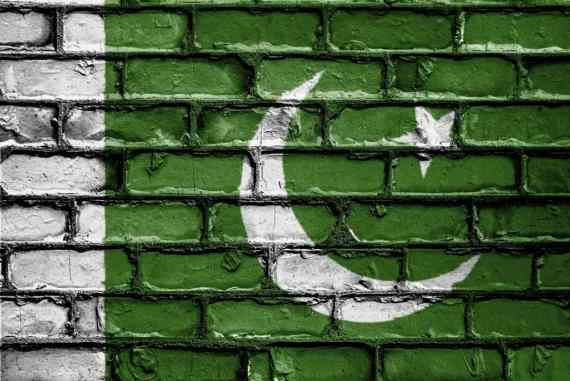 Pakistan flag