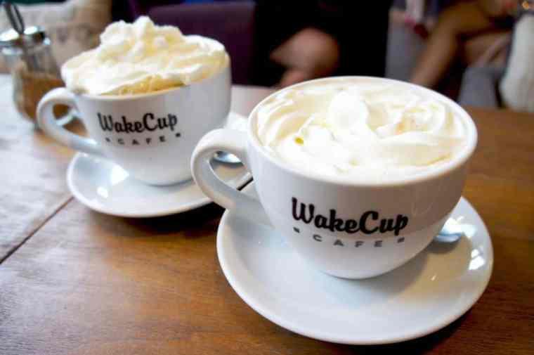 WakeUp Café