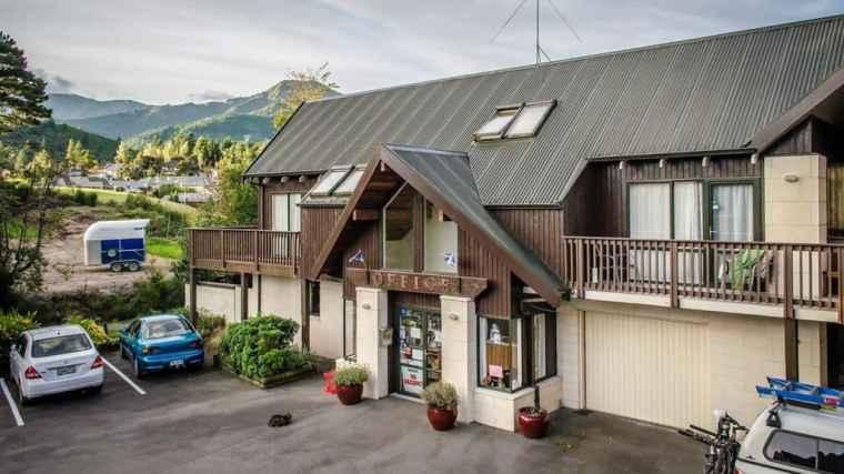 new zealand motel inn