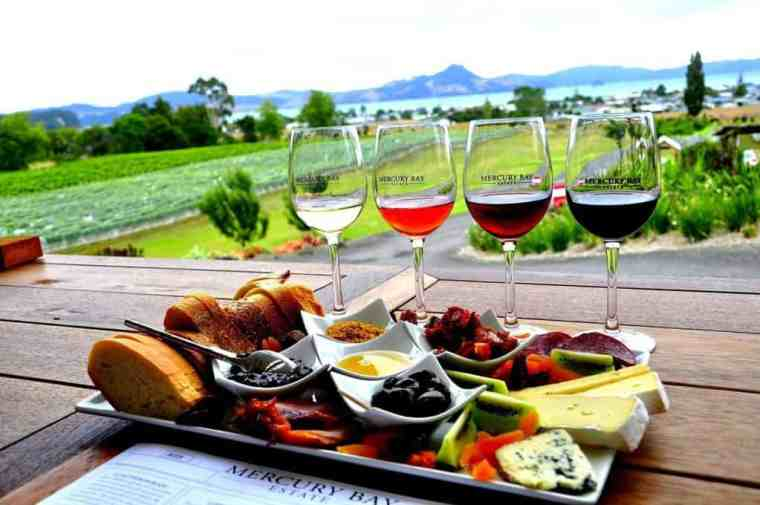 new zealand winery