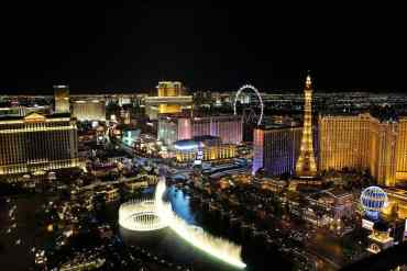 Overview of Las Vegas