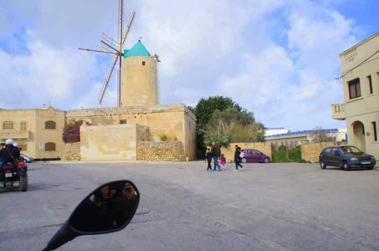 Agness in Gozo, Malta