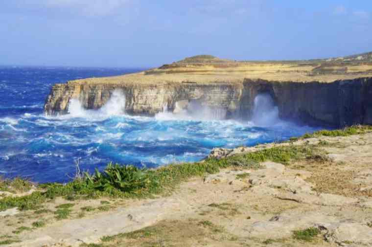 Scenery in Malta