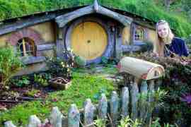 Visiting the Hobbiton