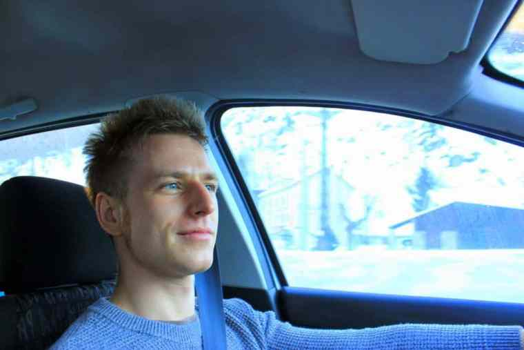 Cez of Etramping driving