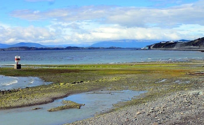 Puerto Williams Chile the southernmost city in the world