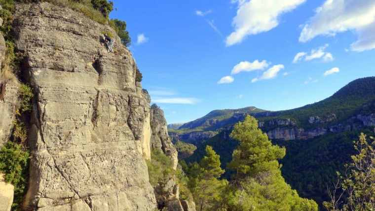 Siurana and rock climbing