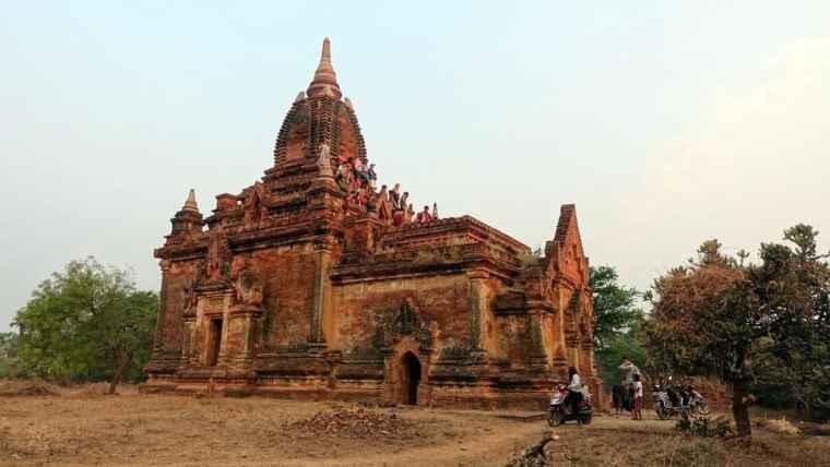 Temple you can still climb