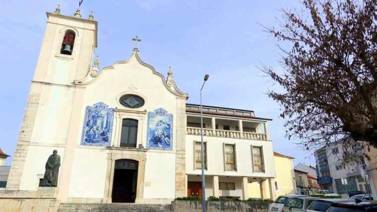 A church in Aveiro