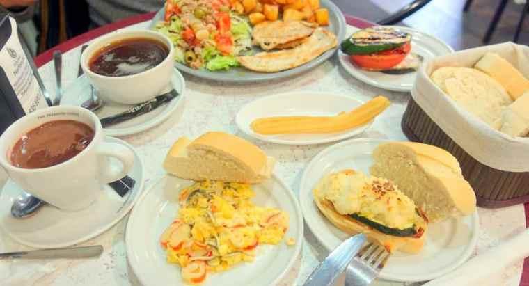 Eating well in Slamanca