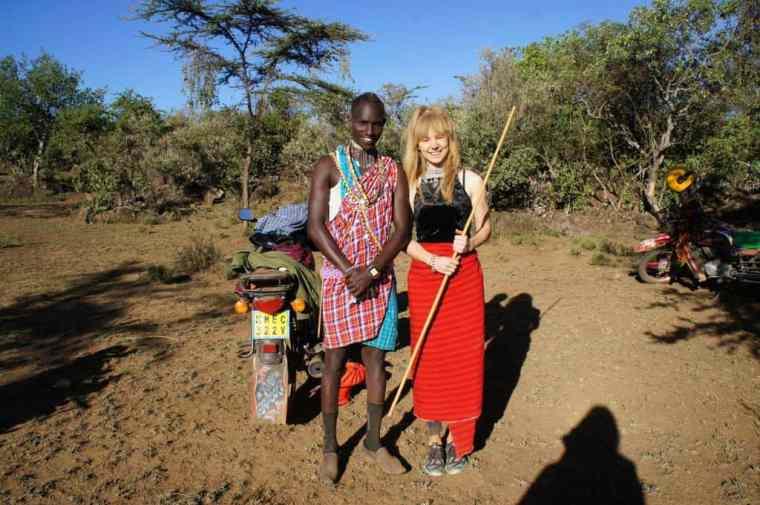 Agness Maasai