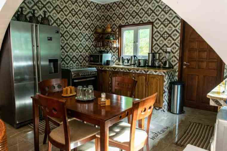 Self-Catering Apartment in La Digue