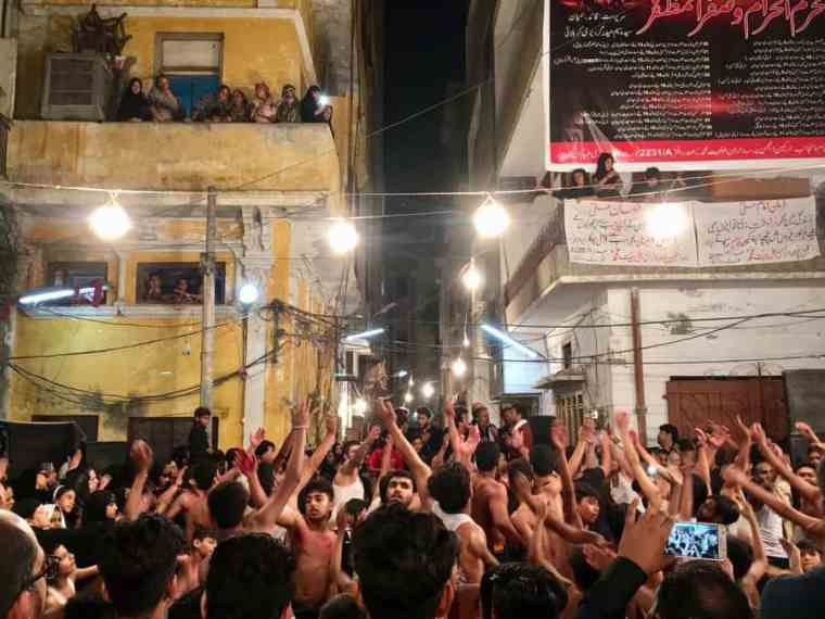 Muharram in the Walled City of Lahore