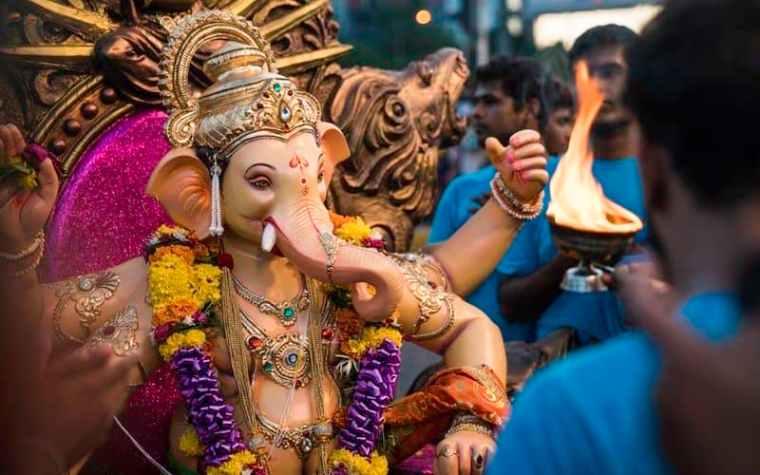 Figure of Ganesha