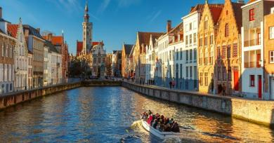 8 Tourist Activities to Enjoy When Visit Bruges, Belgium