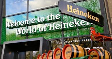 Are You a Beer Lover? Enjoy The Heineken Experience in Amsterdam