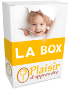 Box plaisir d'apprendre