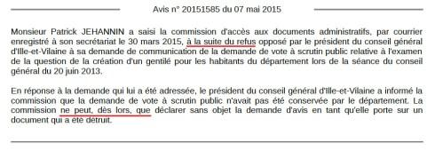 avis_CADA_07-05-2015_scrutin_public