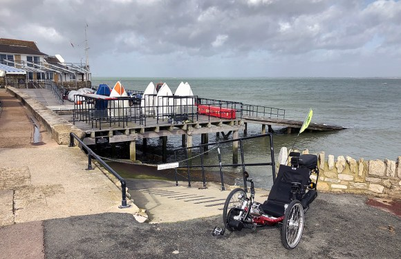 East Cowes/Seaview (22.25 Miles 1849ft Elevation – A Few Pics From The Ride