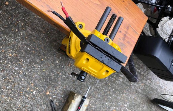 Mobile Soldering Station – Re-Plugging The QNT