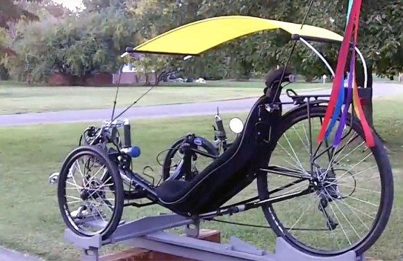 Mulling A DIY Trike Canopy/Sun Hood