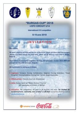 Burgas Cup EFC new - 2018