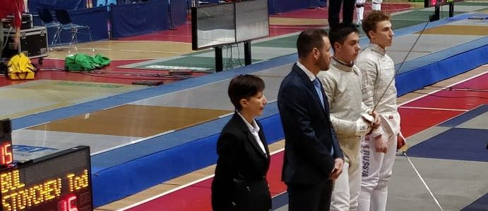 Европейско първенство Хърватия Тодор Стойчев кадети