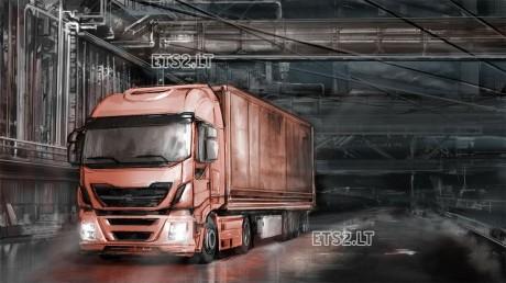pink-truck