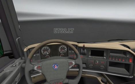 Scania R Dashboard Light-1