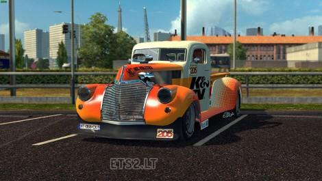 Auto Dumont in Traffic (1)